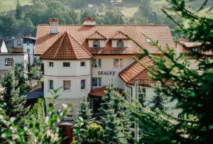 Hotel Skalny - hotel w Szczyrku