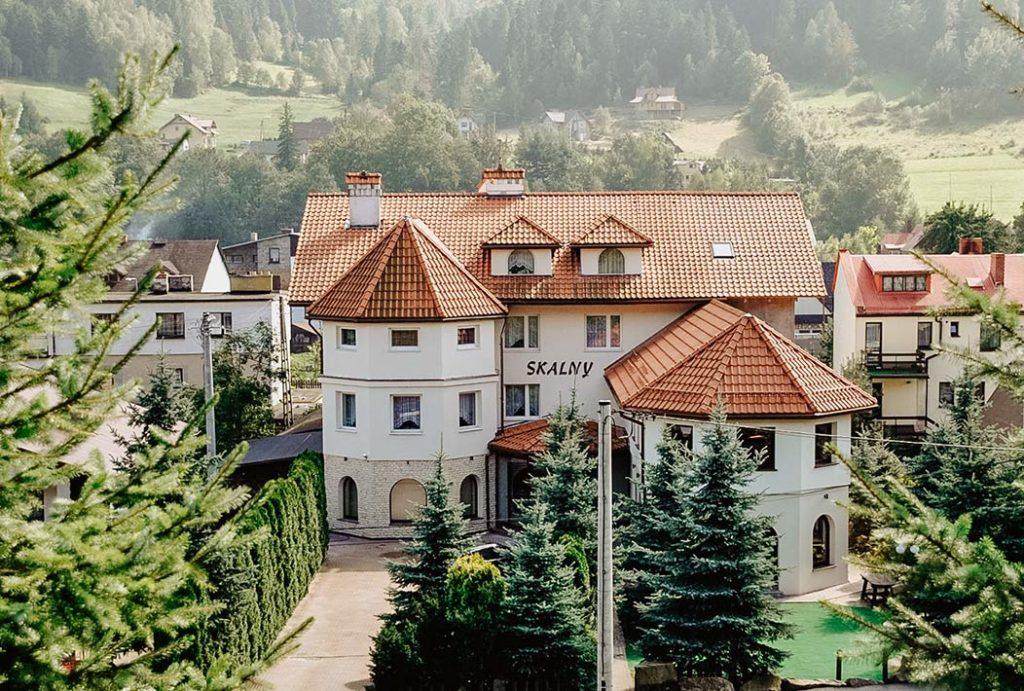 Hotel Skalny Szczyrk Beskidy