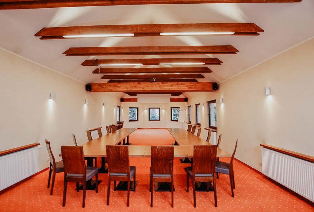 Sala konferencyjna Szczyrk