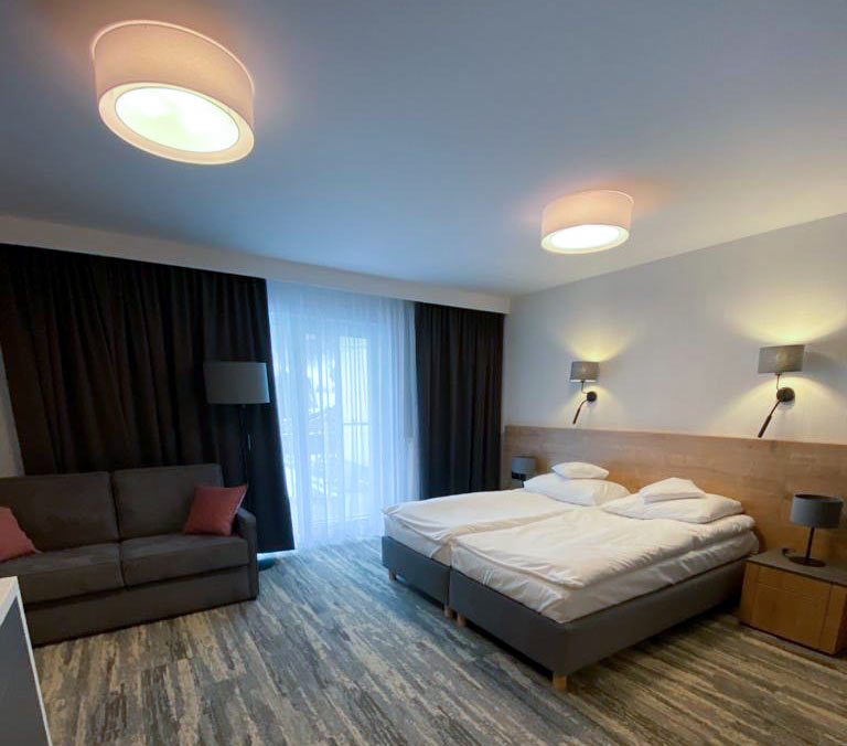 Pokój w hotelu Skalny Szczyrk